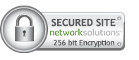 Network Solutions secured site