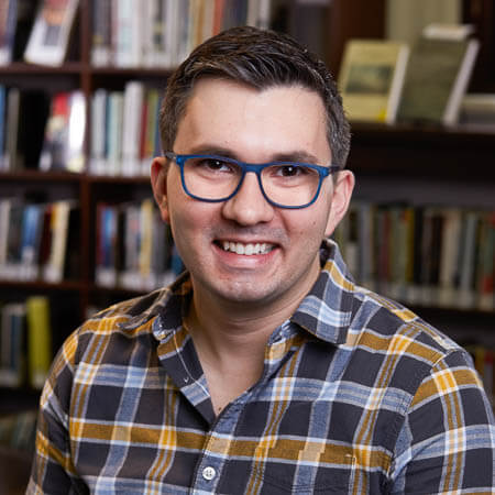 Michael Staff Image
