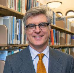 Portrait photo of Patrick Dowd