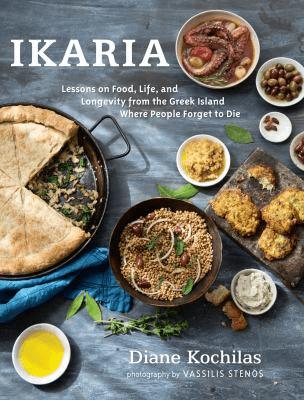 Ikaria book cover