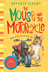The Mouse and the Motorcycle cover