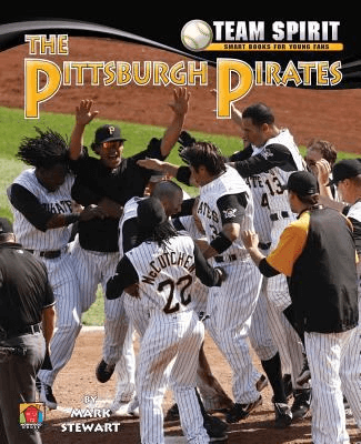Pittsburgh Pirates book cover