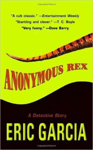 Cover for Anonymous Rex by Garcia