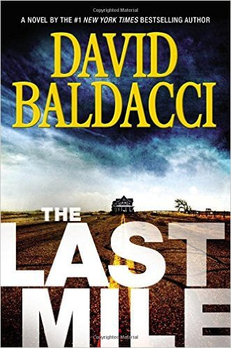 Cover for The Last Mile by Baldacci