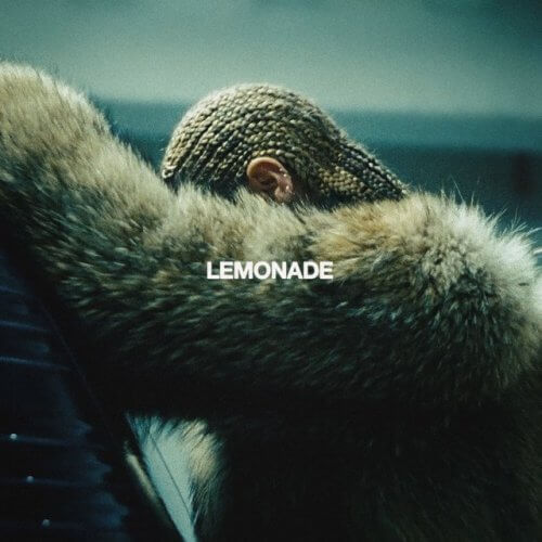 cover for Beyonce's Lemonade