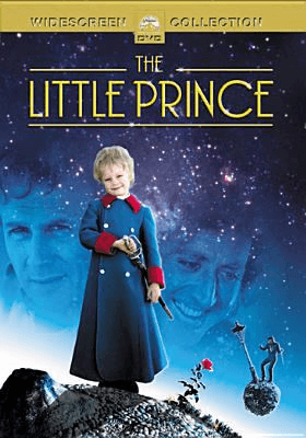 Cover for the DVD of The Little Prince