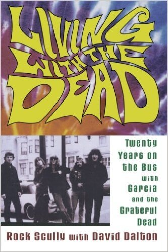 Cover for Living with the Dead by Scully