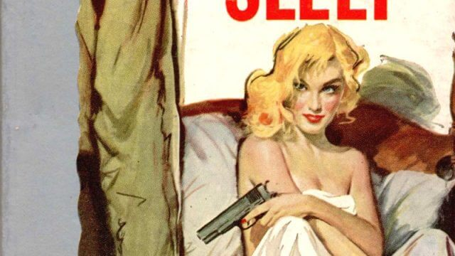 Cover image of The Big Sleep by Raymond Chandler