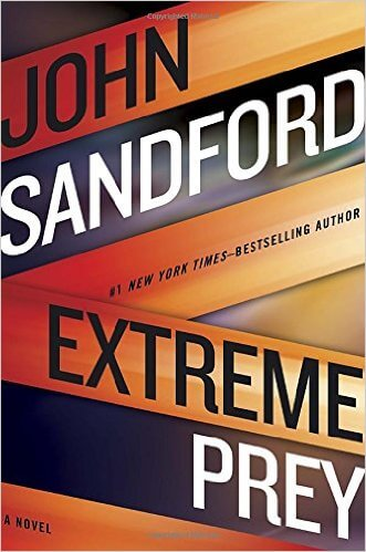 Cover for Extreme Prey by Sandford
