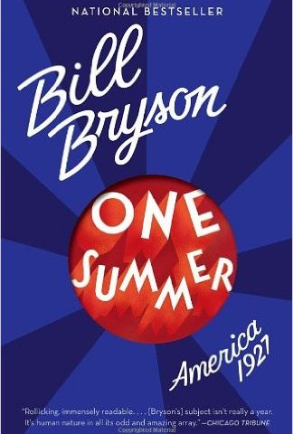 Book Cover of One Summer