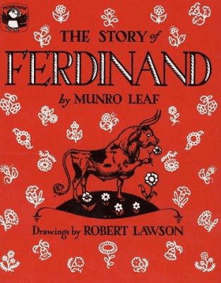 Book Cover for The Story of Ferdinand