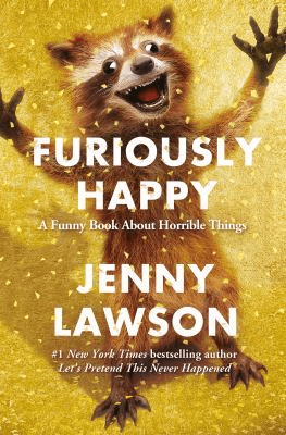 Cover for Furiously Happy