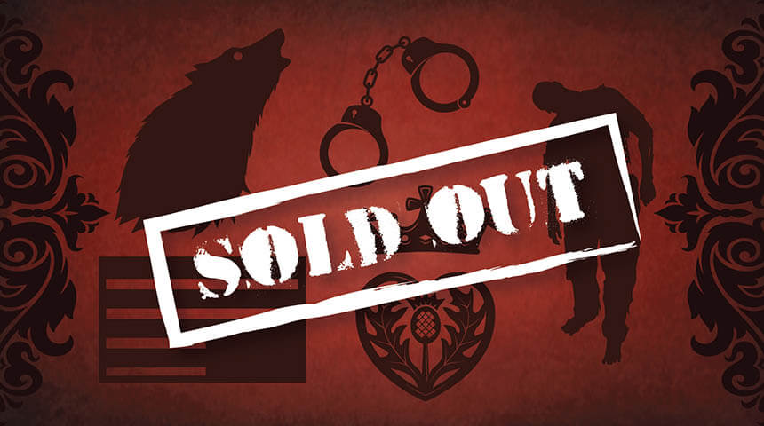 Books First is Sold Out