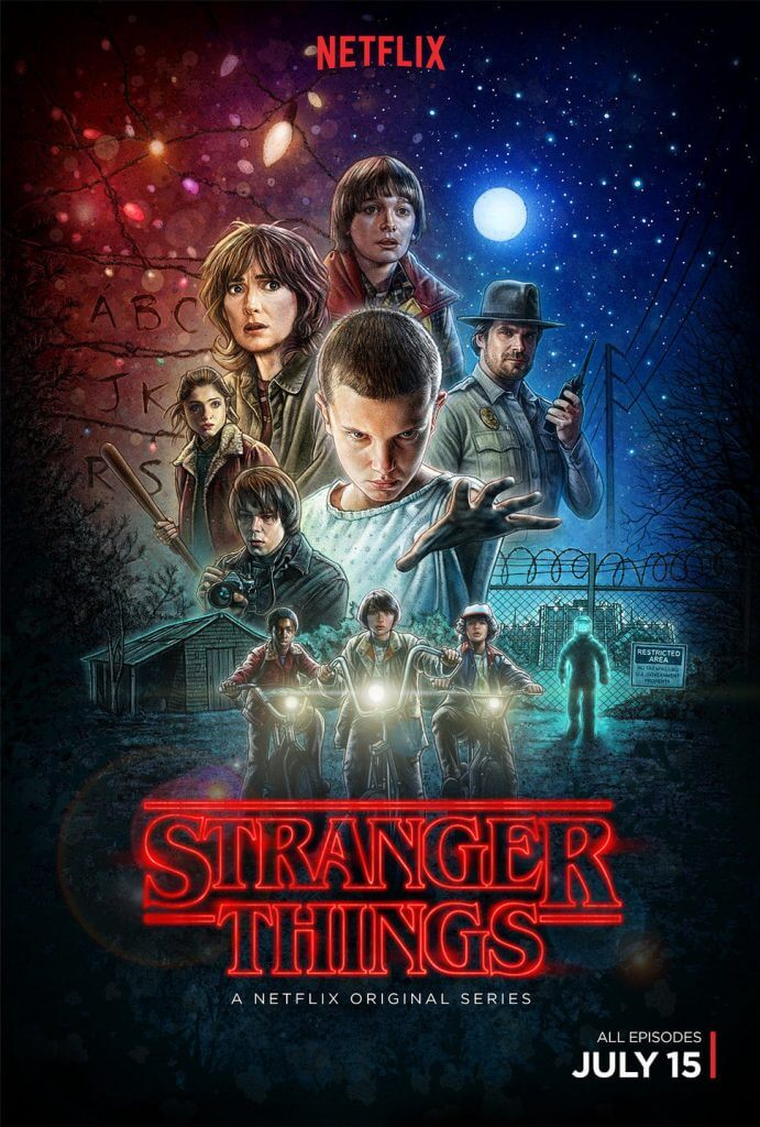 Stranger Things Kyle Lambert