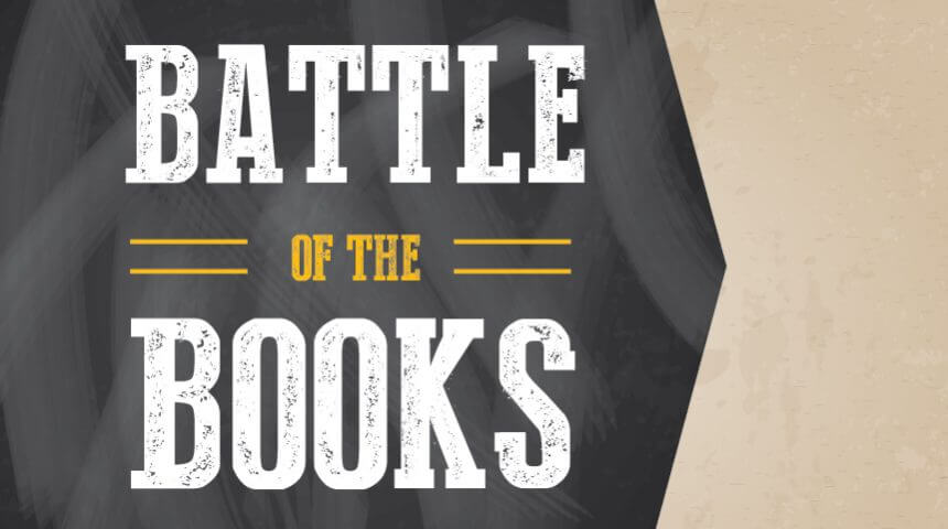 Battle of the Books Art