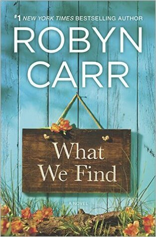 What We Find by Carr