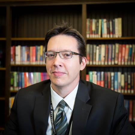 Wesley Staff Image