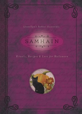 "book cover for ""Samhain"""