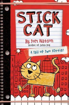 Stick Cat book