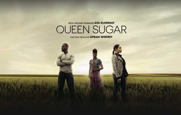 Image of the cast of Queen Sugar