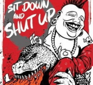 cropped cover for Sit Down and Shut Up