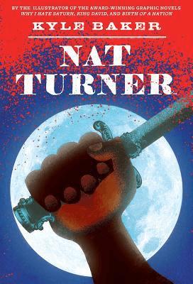 cover for nat turner
