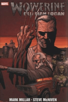 Old Man Logan cover 2009