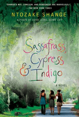 cover for Sassafrass Cypress and Indigo