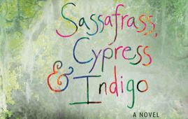 cropped cover for Sassafrass, Cypress and Indigo