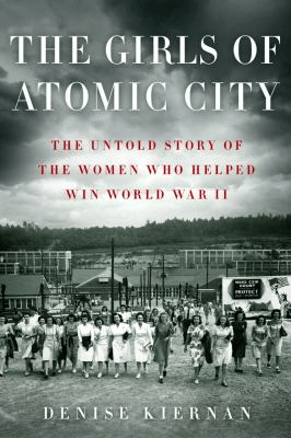 cover for The Girls of Atomic City