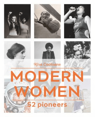 book cover for Modern Women: 52 Pioneers