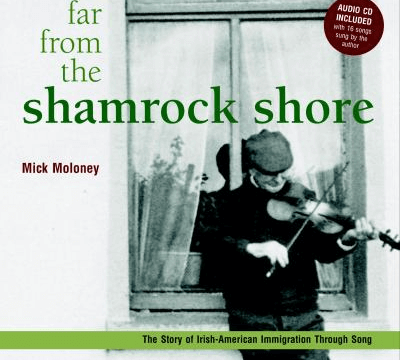 cover of Far From the Shamrock Shore