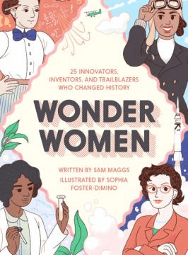 book cover for Wonder Women