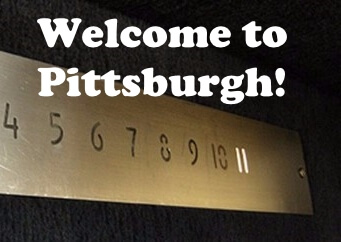 Welcome to Pittsburgh logo