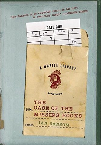 Book cover of The Case of the Missing Books