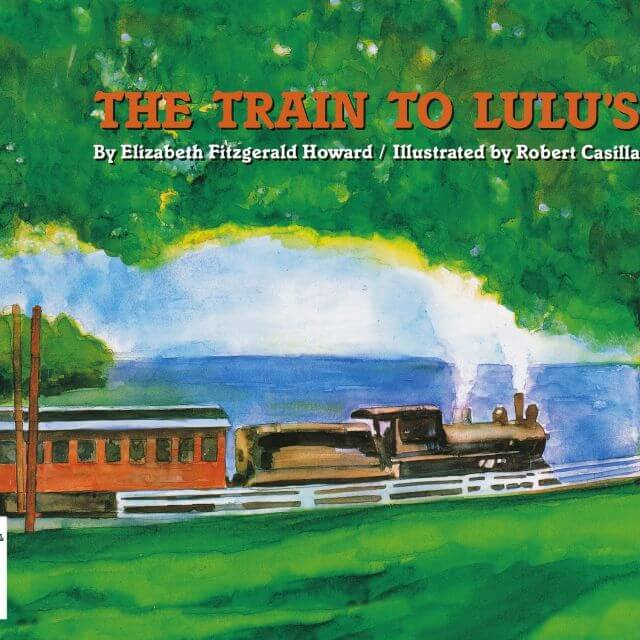 Cover for The Train to Lulu's