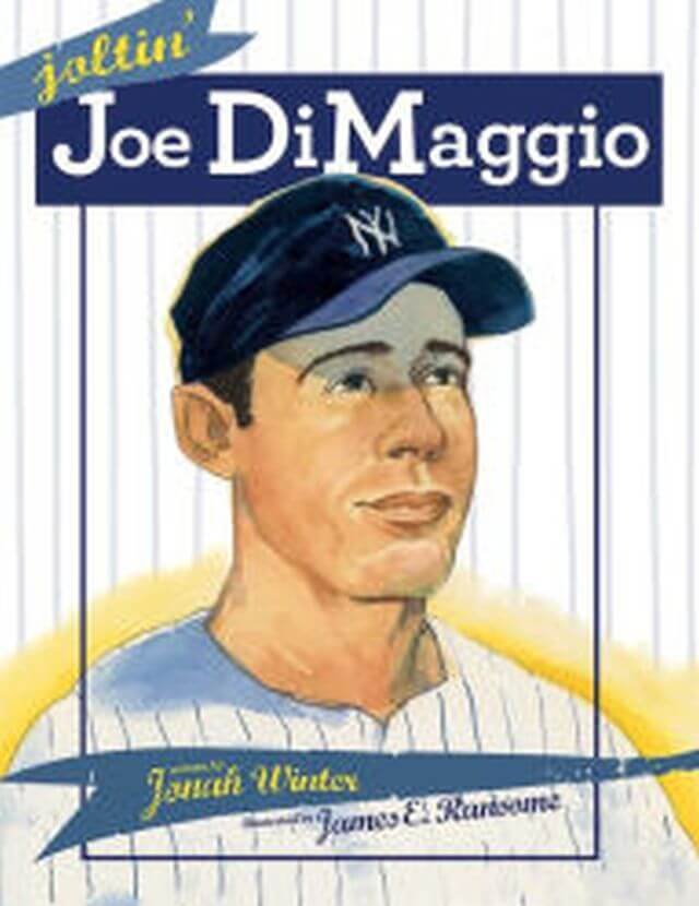 Cover for Joltin' Joe DiMaggio