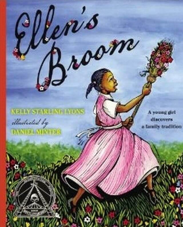 Cover for Ellen's Broom