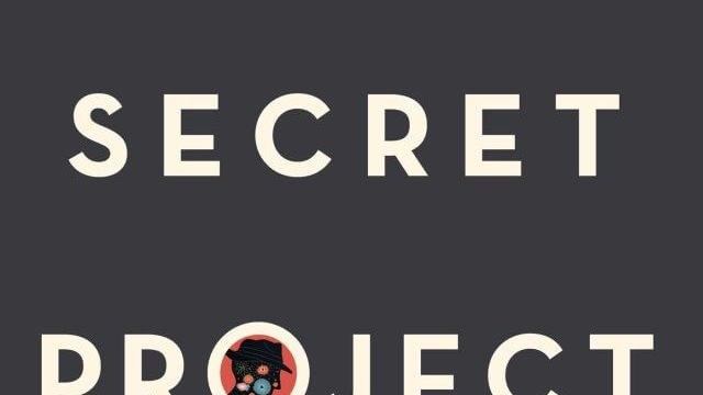Cover for The Secret Project