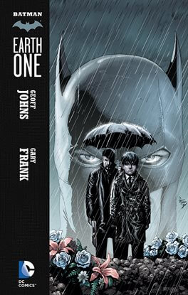 Cover of Batman: Earth One