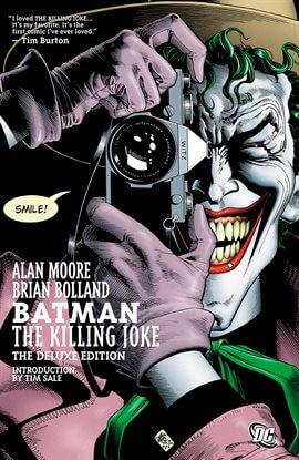 Cover of Batman: The Killing Joke