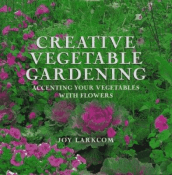cover for Creative Vegetable Gardening