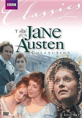 cover for Jane Austen Collection DVD