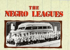 cropped cover for the Negro Leagues book