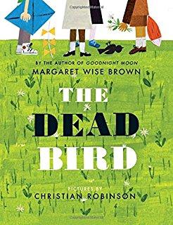 Cover art for The Dead Bird by Christian Robinson