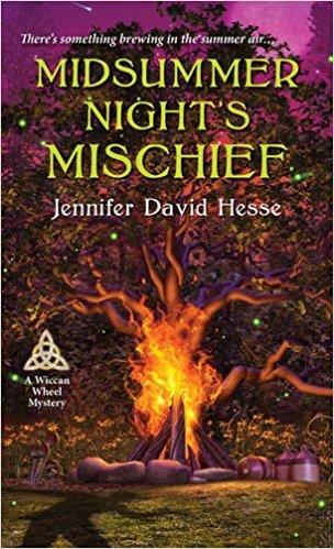 Cover of Midsummer Night's Mischief