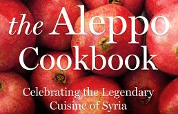 cropped cover for The Aleppo Cookbook