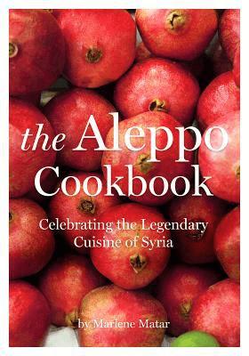 The Aleppo Cookbook Cover