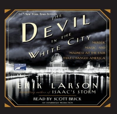 cover for devil in the white city