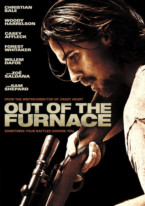 Out of the Furnace DVD cover